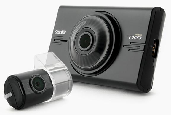 IROAD TX9 Dash Camera