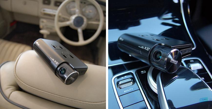 IROAD X10 UHD Dash Cam